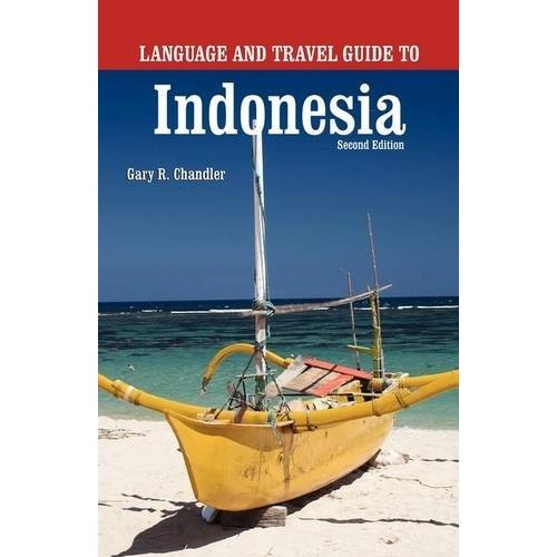 Indonesia language and travel book