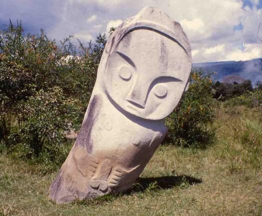 Bada Sulawesi monolith