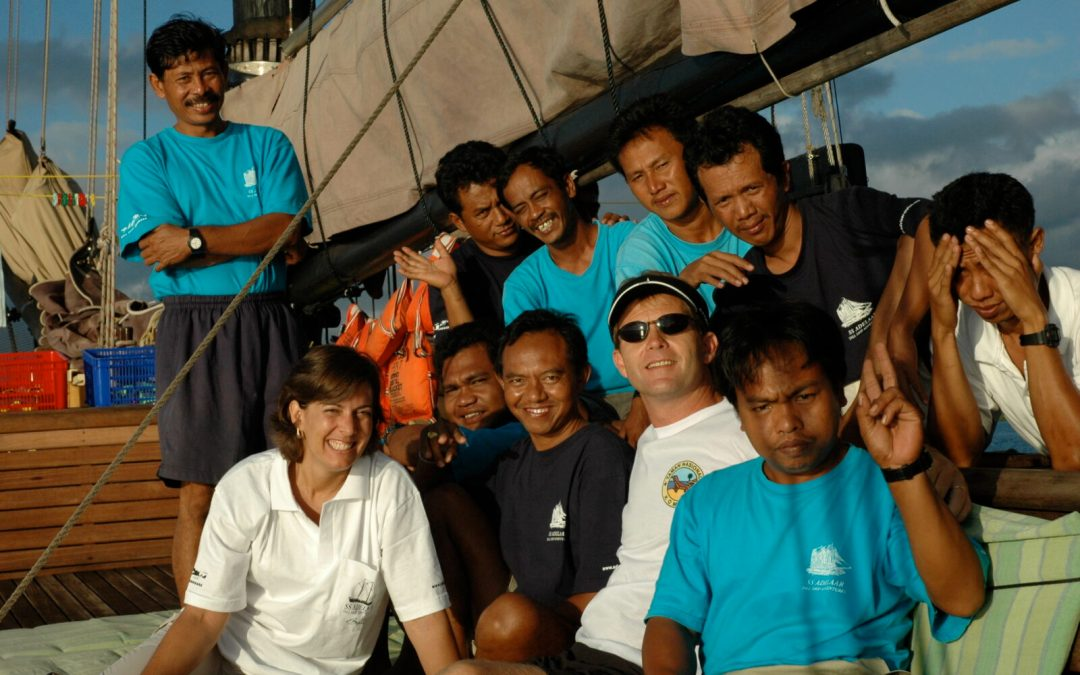 Boat Tours Abound Across Indonesia