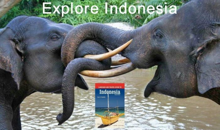 Indonesia holiday and vacation