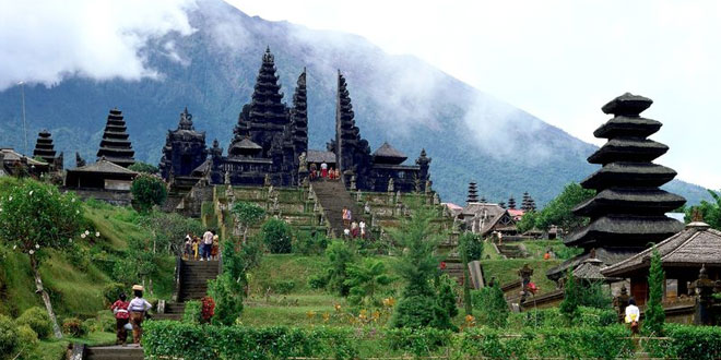 Bali Is An Island Of Temples