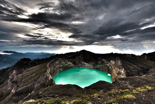 climb Indonesia's volcanoes