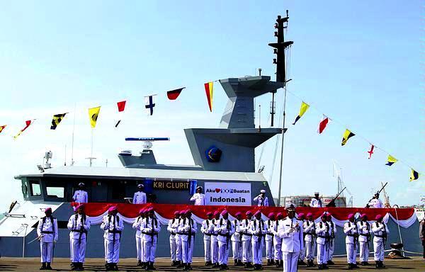 KCR-40 Clurit: Kapal Cepat Rudal Buatan Batam (2/2)