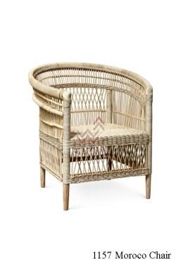 Moroco Rattan Chair
