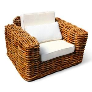 Stenli Rattan Chair