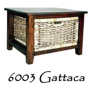 Gattaca Wicker Drawers