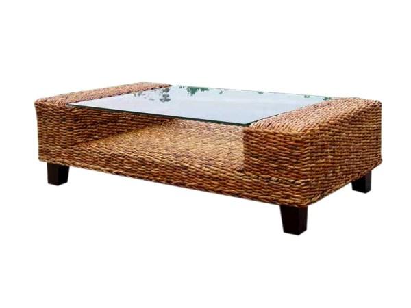 Mileu Wicker Table