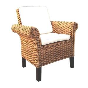 Carusel Rattan 4x4 Arm Chair