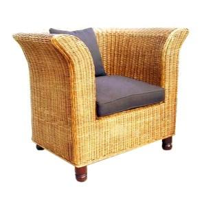 Alaska Rattan Arm Chair