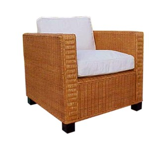 Lola Rattan Arm Chair