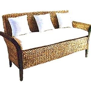 Merpati Wicker Sofa 3 Seaters