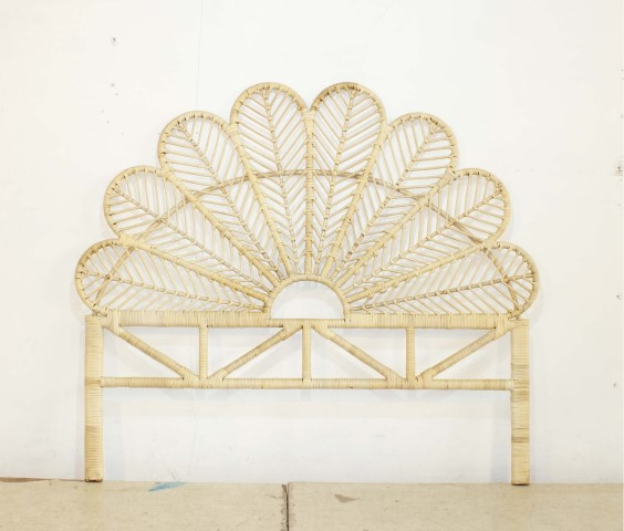 butterfly rattan headboard indonesia rattan rattan furniture wholesale wicker furniture