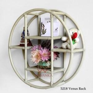 Venus Rattan Rack