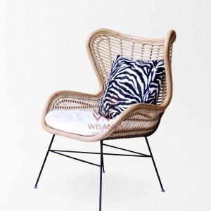 Wings Rattan Chair