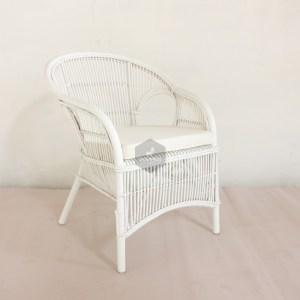 Becky Rattan Arm Chair