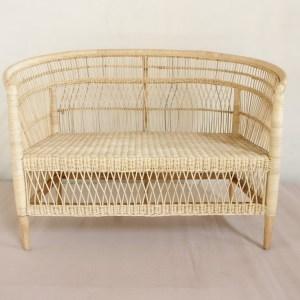 Morroco Wicker Rattan Couch