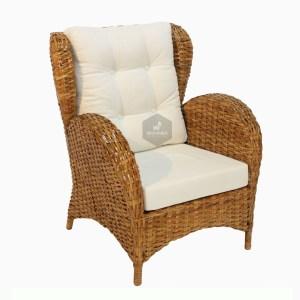 Nancy rattan arm chair