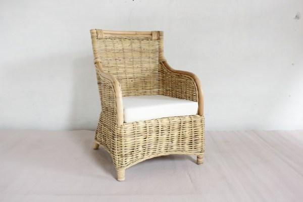 Nirina Rattan Arm Chair