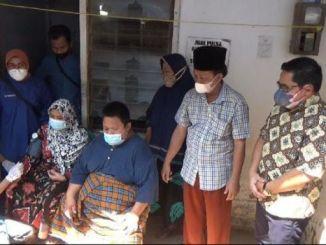 Persatuan Jaksa Indonesia Gelar Vaksinasi Door To Door Bagi Penyandang Disabilitas dan Tuna Netra