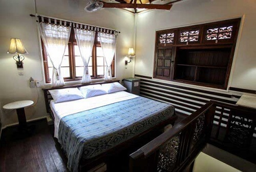 Bungalow - Hotel B61 - Gili Trawangan, Indonesië