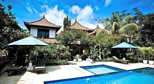 Hotel B61 - Gili Trawangan, Indonesië