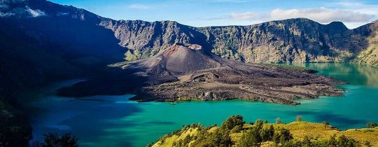 Mount Rinjani - Lombok, West Nusa Tenggara, Indonesië