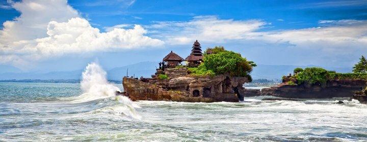 Pura Tanah Lot – een hindoeïstische zeetempel