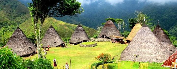 Wae Rebo, een traditioneel dorp – Flores