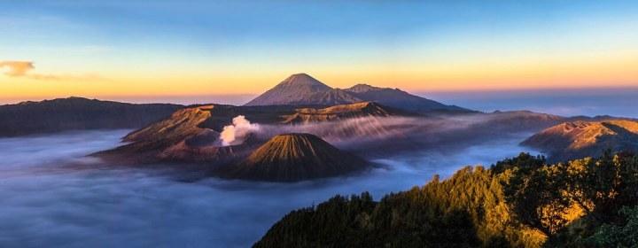 Zonsopkomst Mount Bromo – Oost Java