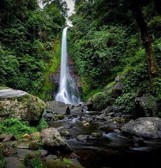 Gitgit Waterval - Bali, één van de mogelijkheden om te bezoeken tijdens een dagje autohuur