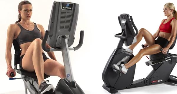 recumbent exercise bike benefits include fitness