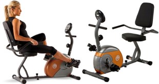 Marcy ME 709 Recumbent Exercise Bike Review