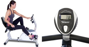 Velocity Exercise CHB-R2101 Magnetic Recumbent Bike Review