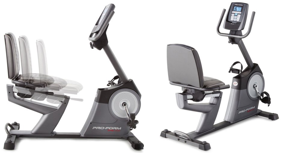 Proform 315 CSX Recumbent Bike