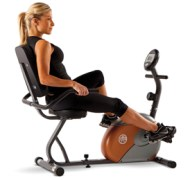 Best Recumbent Bike : Marcy ME 709 Recumbent Exercise Bike