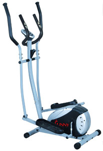 Sunny Magnetic Elliptical Trainer