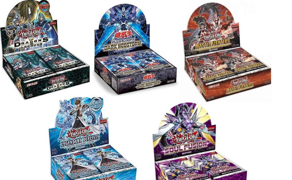 mystic fighters you buy the card: Top 10 Yu Gi Oh Booster Boxes To Buy To Make Money Indoorgamebunker