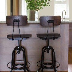 Kitchen Counter Stools Looking For Used Cabinets How To Pick Avoid 6 Mistakes Indoor Mood Black In A