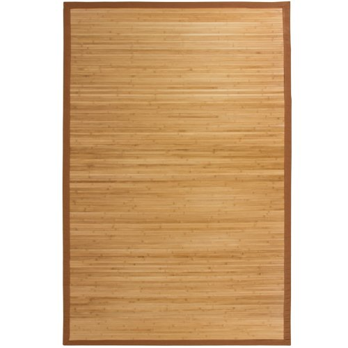 Bamboo Area Rug for all areas indoors and outdoors