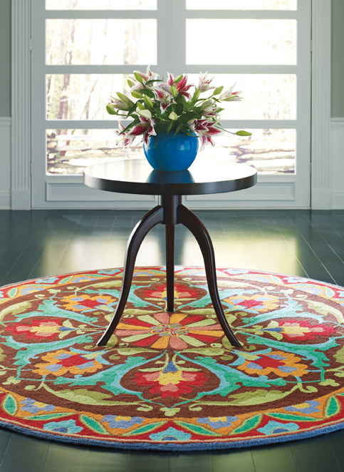round area rugs colored, 7 ft round rugs contemporary