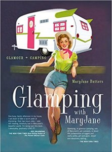 glamping, glampers, women camping, staycation, vacation, book