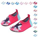 CIOR Fantiny Baby Water Shoes Infant Swim Shoes Skin Aqua Socks for Beach Swim Pool