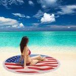 Genova Beach Towel Picnic Blanket Yoga Mat