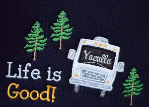 rv dish towel, Personalized Dish Drying Mat, Coffeepot Mat, RV Decor, Camper Decor, rv living, rv life, rving, camp kitchen
