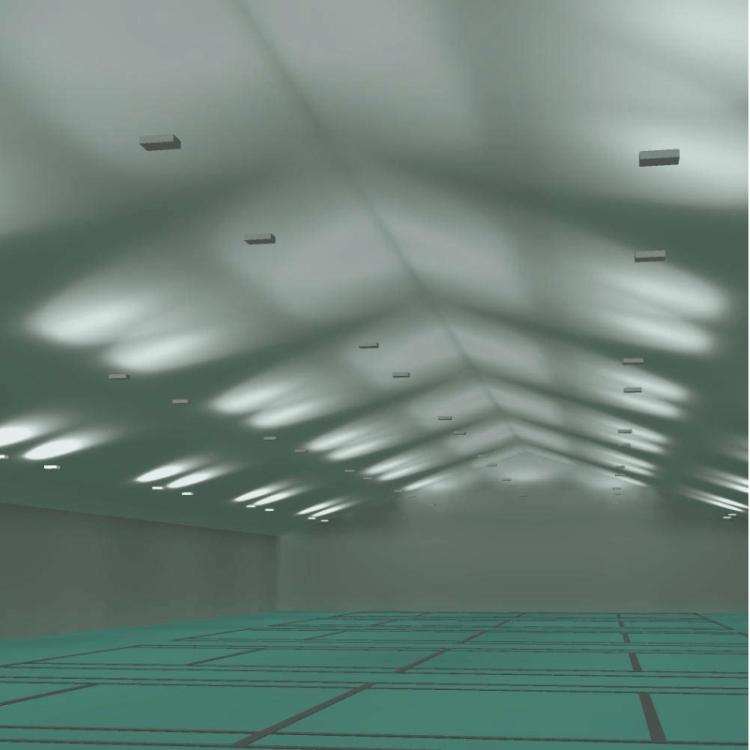 indoor tennis court lighting standards