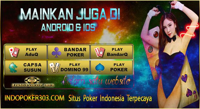 Poker Teraman - Situs Poker Online 100%  Tanpa Robot