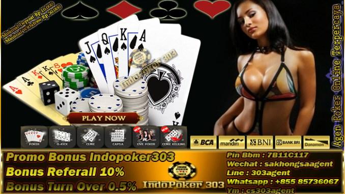 Pelayanan Nonstop Poker Online Terpercaya Di Indonesia