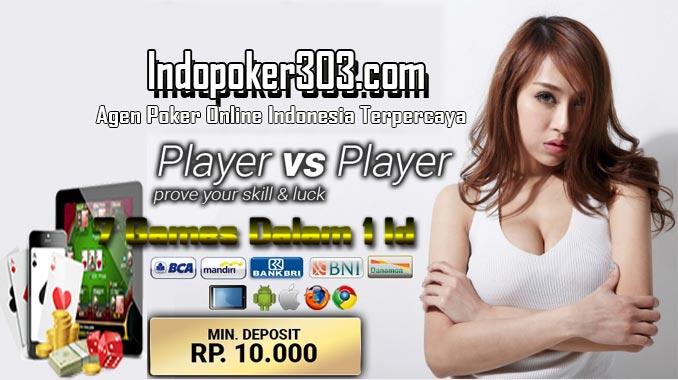 Indop0ker303 Agen Resmi P0ker Online Indonesia Teraman 2018