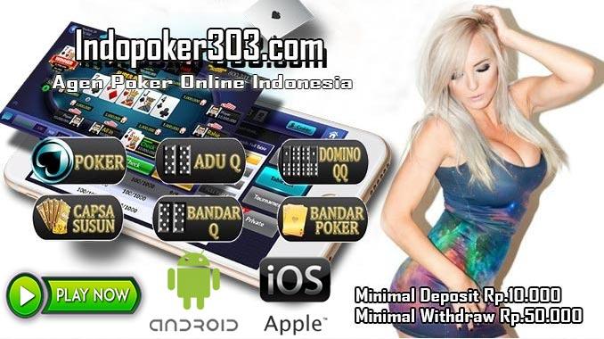 Indopoker303 Situs Judi Poker Online Terbaik Dan Terpercaya