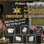 Bandar Poker Online Sbodomino Teraman Di Indonesia